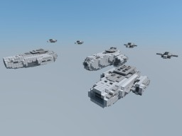 Spacecraft pack Minecraft