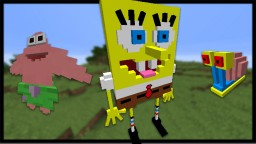 Spongebob in One Command (Minecraft 1.10) Minecraft Map & Project