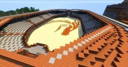 Dragon Stadium Minecraft Map & Project