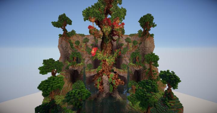 Tree and Terrain