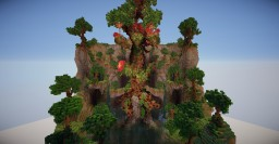 Fantasy Tree for the #VoxFoxContest by CybiDuck & AmaZinGJonas Minecraft Map & Project