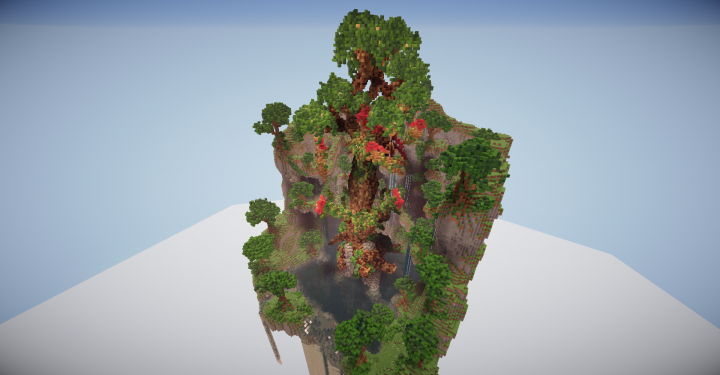 Tree from Top