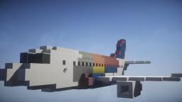 Embraer E-Jet E175-E2 Minecraft Map & Project