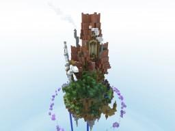 Floaty Island Minecraft