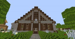Zombie's Modern Home Build's Minecraft Map & Project