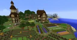 Halaciuga's Saxon Farm Minecraft Map & Project