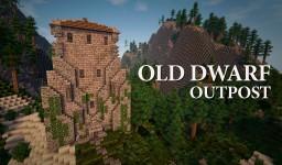 Old Dwarf Outpost Minecraft