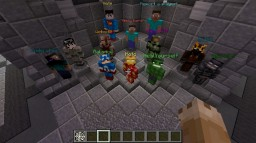 LuxuriantMC - We are in the need of staff! Minecraft Server