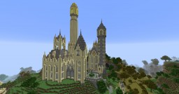 School of Enchantments Minecraft Project