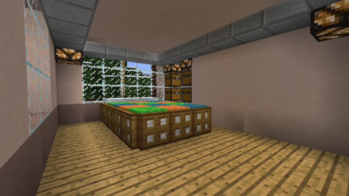 master bedroom minecraft suburban house 1 minecraft project 12301