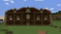 Mansion Canceled Minecraft Project