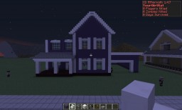 Suburban House #2 Minecraft Map & Project