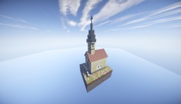 Little Chapel Minecraft Map & Project