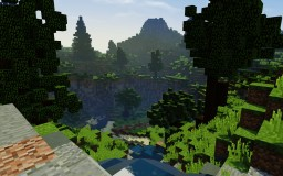 Minecraft - Game Lobby - Silent Falls Minecraft Map & Project