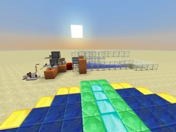 Easy experiments Minecraft Map & Project