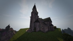 Small Church(Medieval)#ConReforged Minecraft Map & Project