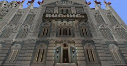 Bug Inc. Headquarters. Minecraft
