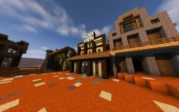 [PvPMap / Lobby] Redwood Minecraft Project