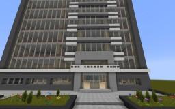 One Island Boulevard Minecraft Map & Project