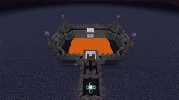 GHAST DODGEBALL Minecraft Map & Project