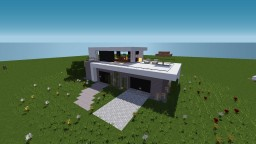 modern house 1 Minecraft Map & Project