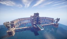 Altissia, City Upon Water (FFXV) Minecraft