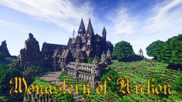 [Glaciem] - Monastery of Archon Minecraft Map & Project
