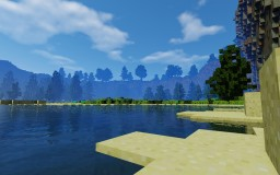 Minecraft - Quiet Valley - Landscape/Game map Minecraft Map & Project