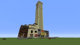 Project NYC - 1:1 Scale New York City Replica Minecraft Map & Project