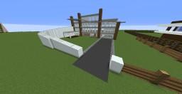 Modern Mansion #4 Minecraft Map & Project
