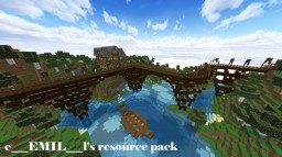 Casual PvP UHC pack with clear GUI, low fire 1.10 1.9 1.8 1.7 Minecraft Texture Pack