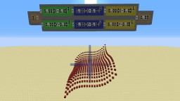 3D Graphing Calculator! Minecraft Project