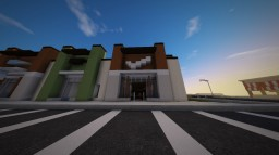 Nike Interior | ECS Minecraft Map & Project