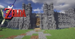 Zelda Ocarina Of Time: Rebuilded Minecraft