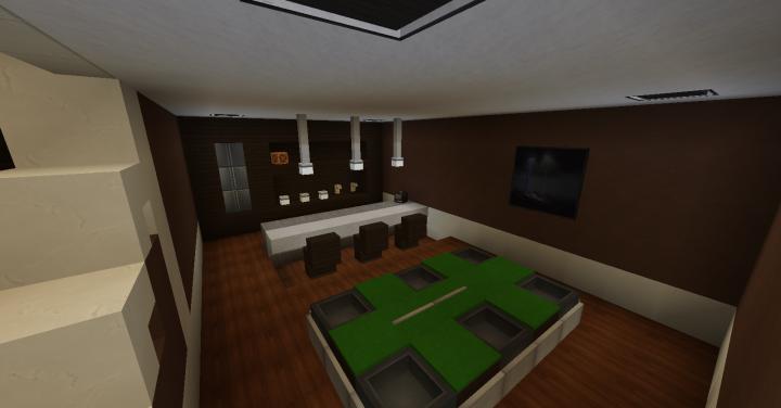 Mansion Interior Ecs Minecraft Project
