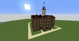 Anderson Hall (Maryville College) Minecraft Map & Project