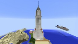 Chrysler Building With Interior! Minecraft Project