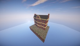 Old Hotel Minecraft Map & Project