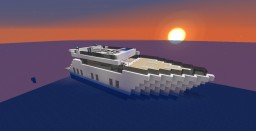 Little yacht 2 Minecraft Map & Project
