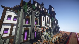 Haunted Mansion, Halloween 2016 build Minecraft Map & Project