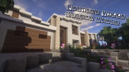 Fantôme Villa - Modern House #2 Minecraft Map & Project