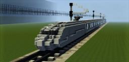 High speed train - Lychen Minecraft Map & Project