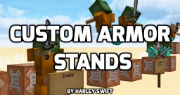 33 CUSTOM ARMOR STANDS - [WITH COMMANDS] - HALLOWEEN THEME - GREAT FOR HUB SERVERS! - [FREE DOWNLOAD] - ARMOR, WEAPONS, POSES AND MORE! [WITH COMMAND] [NEXT PROJECT AT 20 DIAMONDS] [NEXT THEME: X-MAS]