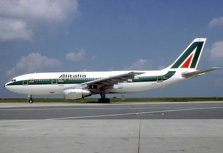 Airbus Alitalia Minecraft Project
