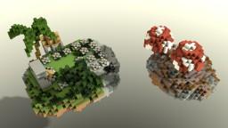 Islands Hub Minecraft Map & Project