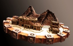 Desert Ring Minecraft Project