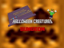Halloween Creatures Dungeon - Structure Minecraft Project