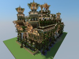 Elven Fortress Minecraft