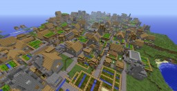 | Beyond The Walls : A Minecraft Village Story | Chapter 1 - A Boom In The Night. Minecraft Blog
