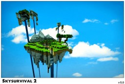 Sky Survival 2 Minecraft